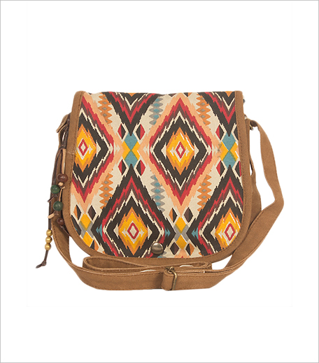The House of Tara Multicoloured Canvas Sling Bag_Jabong_Hauterfly