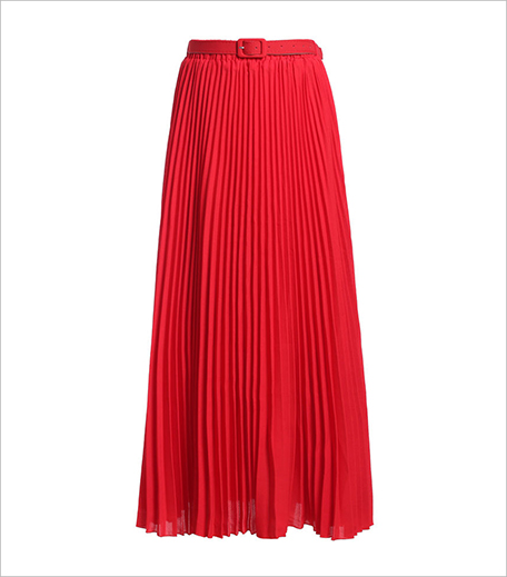 The Shoppers Closet Rare Collect Ruby Maxi Skirt_Hauterfly
