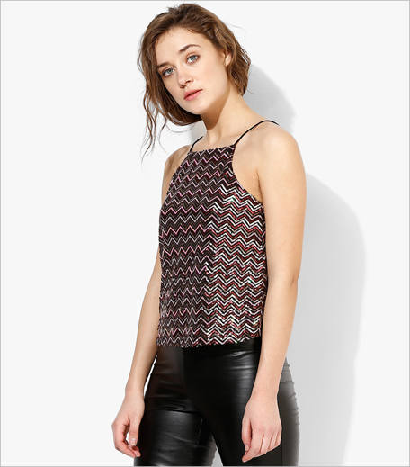 Topshop Sequin Cami Top_Hauterfly