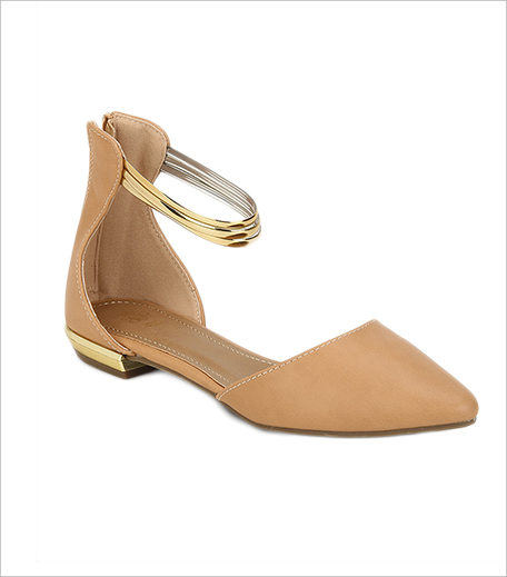 Tresmode Repoint Beige Sandals_Hauterfly