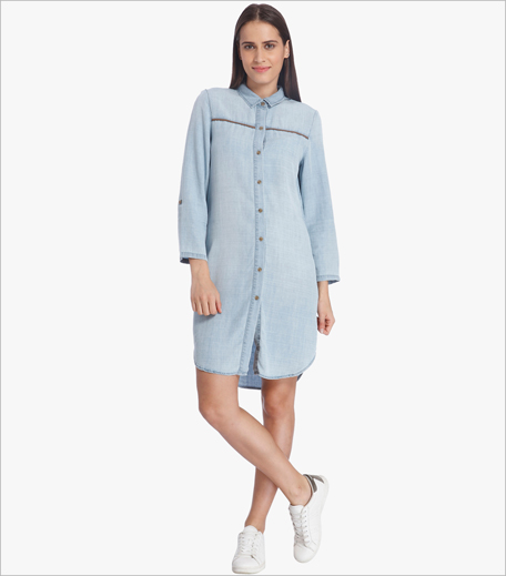 Vero Moda Shirt Dress_Hauterfly
