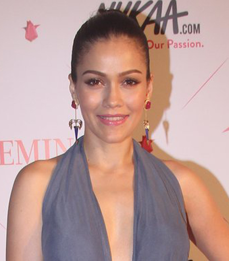 Waluscha De Sousa Nykaa Femina Beauty Awards 2016_Hauterfly