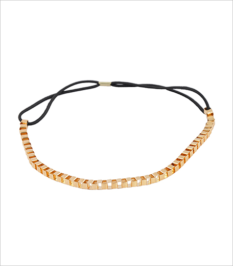 Youshine Gold-En-Links Hair Band_Hauterfly