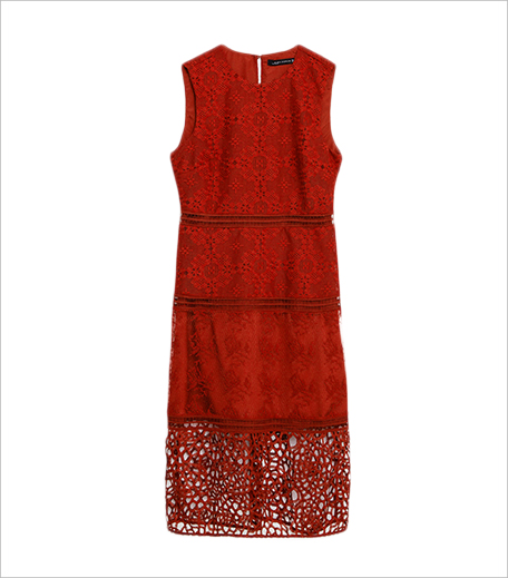 Zara Contrast Embroidered Dress With Lace_Hauterfly