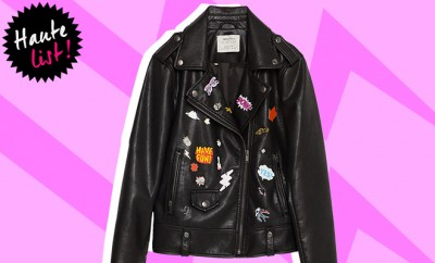 Zara Faux Leather Jacket_Featured_Hauterfly