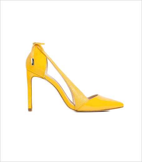 Zara High Heel Shoes With Bow_Hauterfly