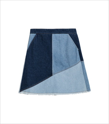 Zara Patchwork Skirt_Hauterfly
