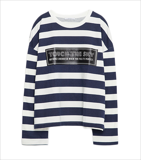 Zara Striped Sweatshirt_Hauterfly