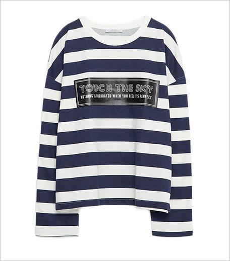Zara Striped Sweatshirt_Hauterfly