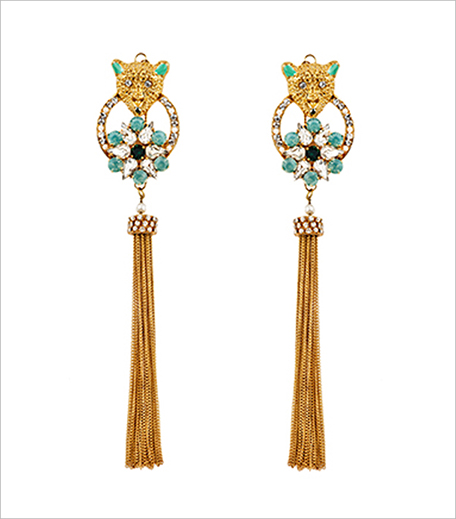 Aetee Designs Jaguar Tassel Earrings_Hauterfly