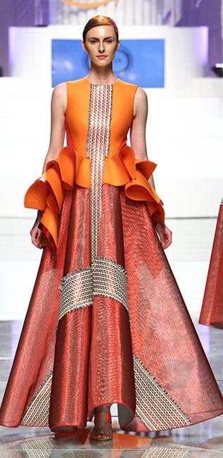 Amit Aggarwal_Amazon India Fashion Week AW 2016