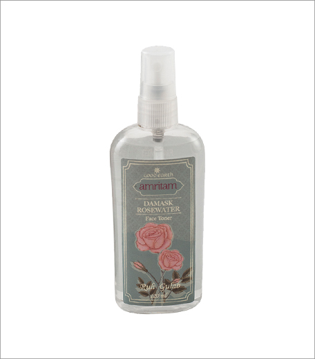 Amritam Rose Water Face Mist_Inpost_Hauterfly