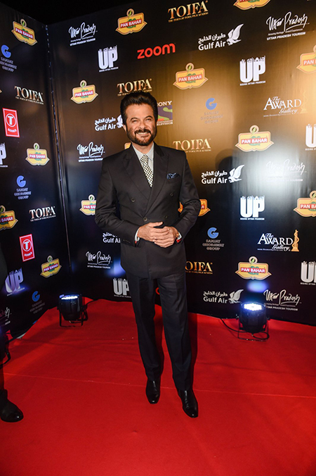 Anil Kapoor_TOIFA Red Carpet Dubai_Hauterfly