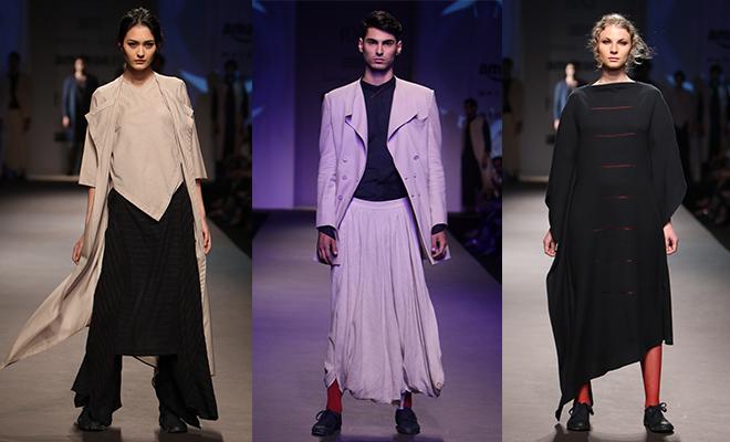 Antar-Agni _Amazon India Fashion Week AW 16_Hauterfly