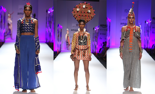 Anupama Dayal _Amazon India Fashion Week AW 16_Hauterfly