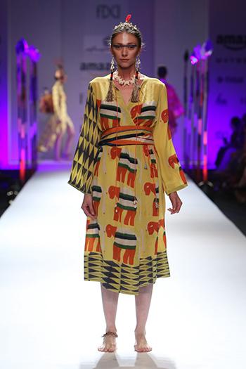 Anupama Dayal _Amazon India Fashion Week Autumn Winter 2016_Hauterfly