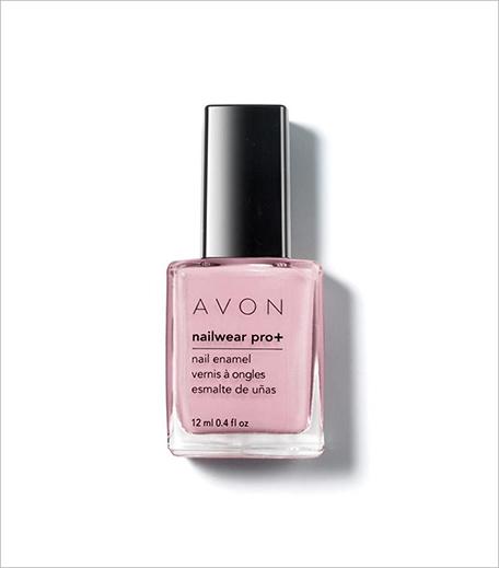Avon Nailwear Pro+ Nail Enamel French Tip Lilac_Hauterfly