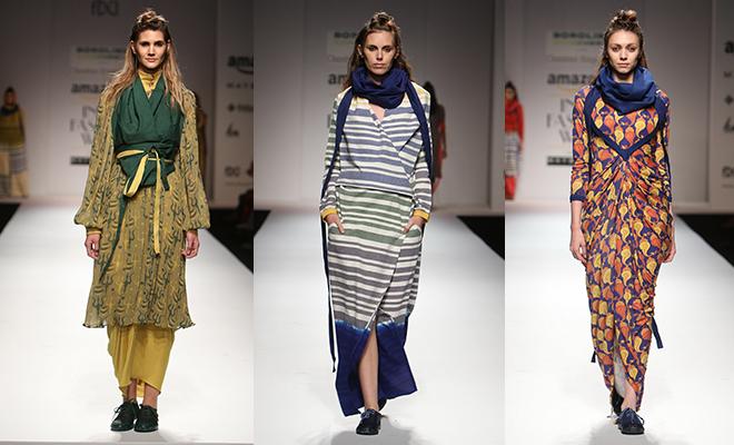 Chandrani Siingh Fllora _Amazon India Fashion Week AW 16_Hauterfly