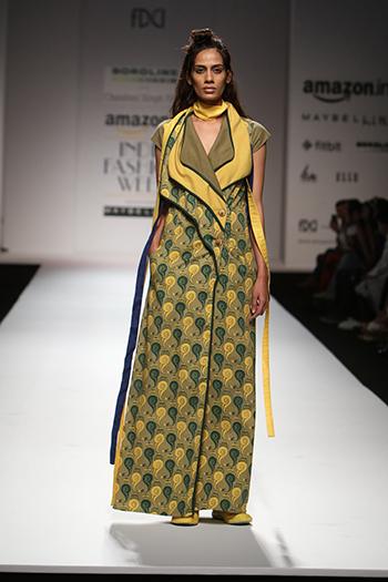 Chandrani Siingh Fllora _Amazon India Fashion Week Autumn Winter 2016_Hauterfly