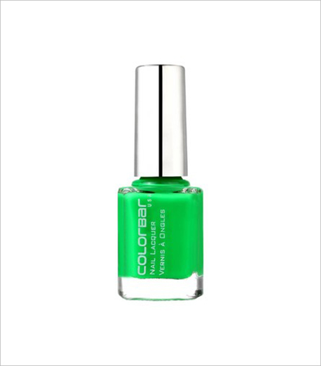 Colorbar Nail Enamel Exclusive Lime Margarita_Hauterfly