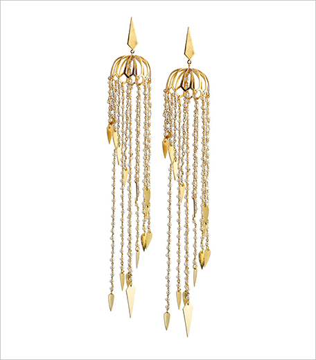 Eina Ahluwalia Warrior Helmet Earrings Long_Hauterfly