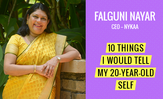 Falguni Nayar - CEO Nykaa - Womens Day_Hauterfly