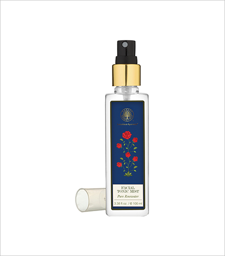 Forest Essentials Facial Tonic Mist Pure Rosewater_Hauterfly