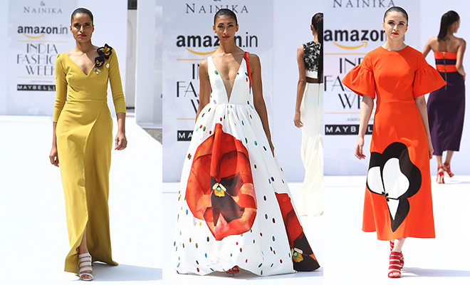 Gauri & Nainika_Amazon India Fashion Week Autumn Winter 2016_Hauterfly