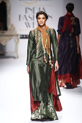 Joy Mitra_Amazon India Fashion Week AW 16_Hauterfly