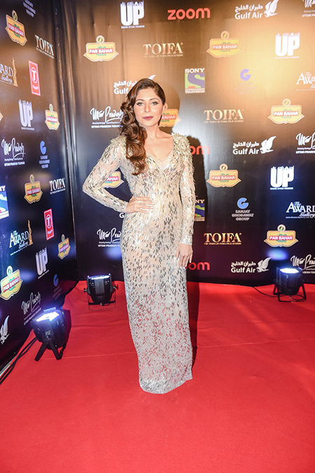 Kanika-Kapoor_TOIFA-Red-Carpet-Dubai_Hauterfly