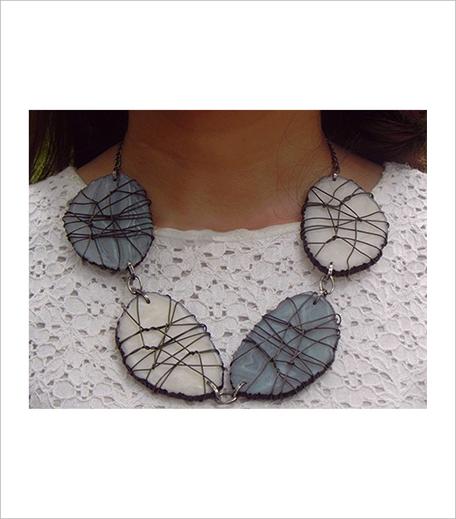 Label Mansion_Acrylic Stone Collar_Hauterfly