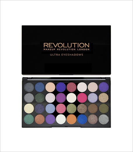 Makeup Revolution 32 Eyeshadow Palette_Hauterfly