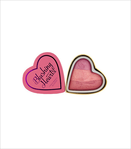 Makeup Revolution I Heart Makeup Hearts Blusher Blushing Heart_Hauterfly