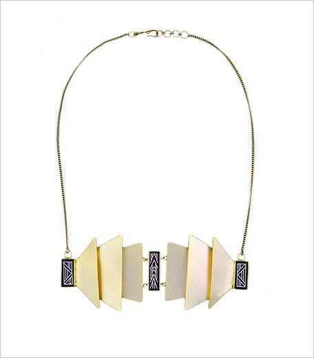 Malvika Vaswani_Cordoba Pequeno Bidri necklace_Hauterfly