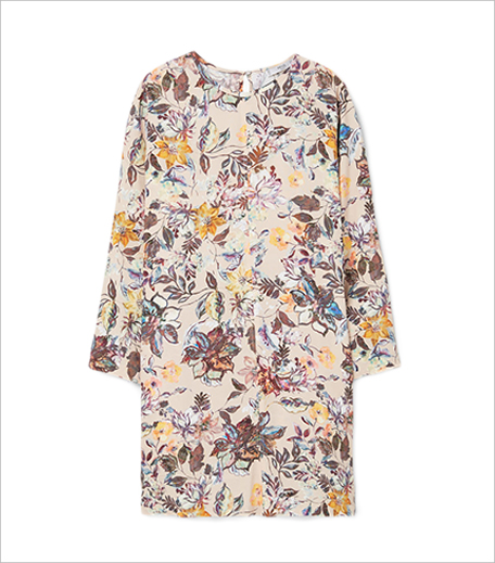 Mango Floral-print flowy dress_Hauterfly