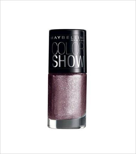 Maybelline Color Show Glitter Mania Nail Lacquer Pink Champagne_Hauterfly