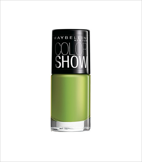 Maybelline Color Show Nail Lacquer Mint Mojito_Hauterfly