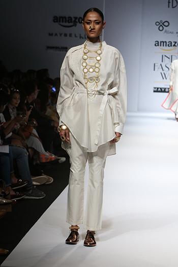 Mine By Design by Sahai Ambar Pariddi _Amazon India Fashion Week AW 16_Hauterfly