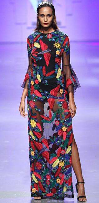 Namrata Joshipura_Amazon India Fashion Week AW 2016