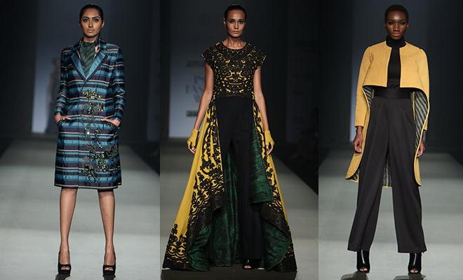 Pankaj & Nidhi _Amazon India Fashion Week Autumn Winter 2016_Hauterfly