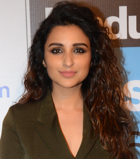 Parineeti Chopra Tousled Waves in post_Hauterfly