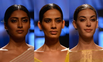 Pella Swati Kalsi Swati & Sunaina Beauty Look LFW SR16