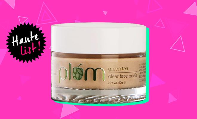 Plum Green Tea Face Mask_Hauterfly