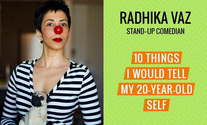 Radhika Vaz - Standup Comedian_Womens Day_Hauterfly