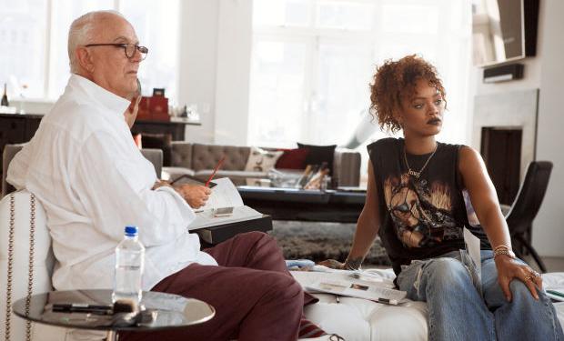 Rihanna Teaming Up WIth Manolo Blahnik_Hauterfly