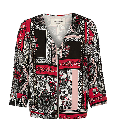 River Island Printed Jacket_Hauterfly