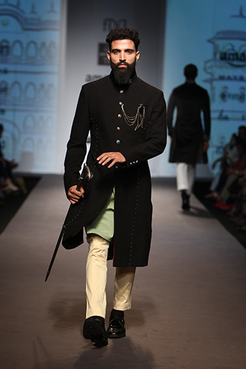 Rohit Kamra _Amazon India Fashion Week AW 16_Hauterfly