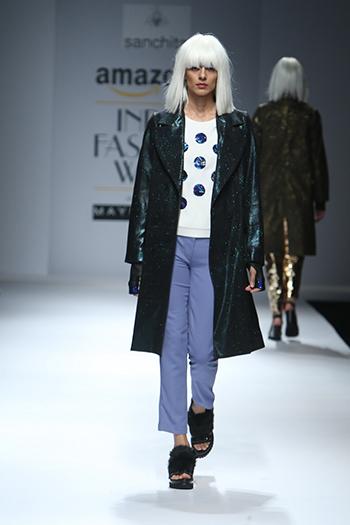 Sanchita _Amazon India Fashion Week AW 16_Hauterfly