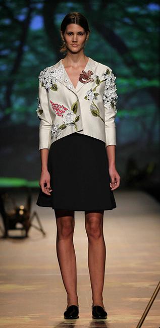 Varun Bahl_Amazon India Fashion Week AW 2016