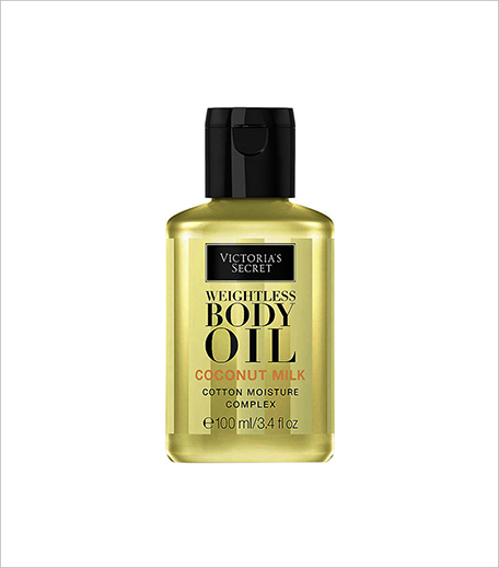 Victoria's Secret Coconut Milk Weightless Body Oil in post_Hauterfly